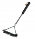 Weber Large 3 Sided Grill Brush