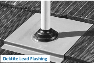 Dektite Lead Tile Flashing