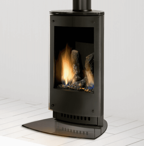 Heat & Glo VRTIKL Gas Fire