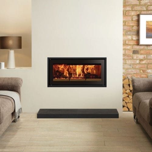 Stovax Studio 2 Clean Air (Urban & Rural) Inbuilt Wood Fire