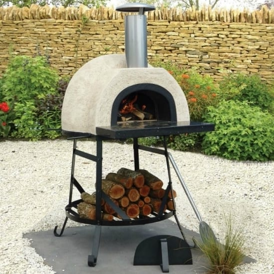 Bambino Elite Pizza Oven Including Pizza Paddle