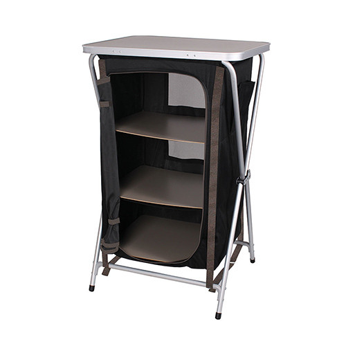 Kiwi Camping Quick Fold 3 Tier Pantry