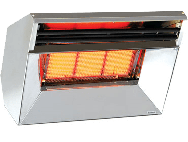 Rinnai Outdoor Super Ray Radiant Heater