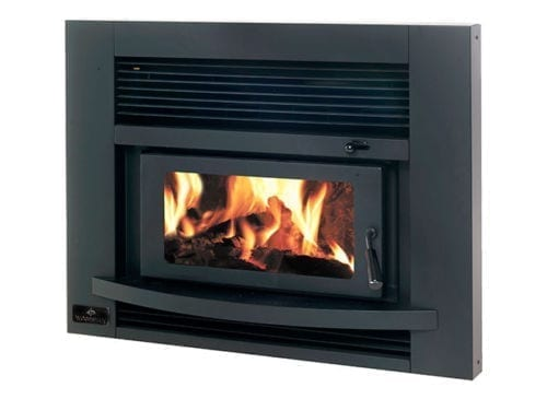 Woodsman Totara Insert Wood Burner